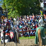 No Renaissance Fest is complete without jousting.