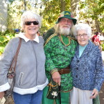 The grandmas found a real leprechaun!