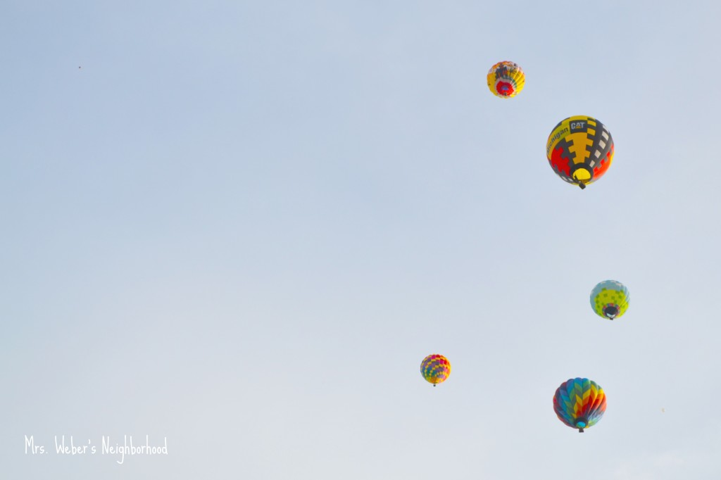 Balloonfest - Summer Events in Southeast Michigan in 2016