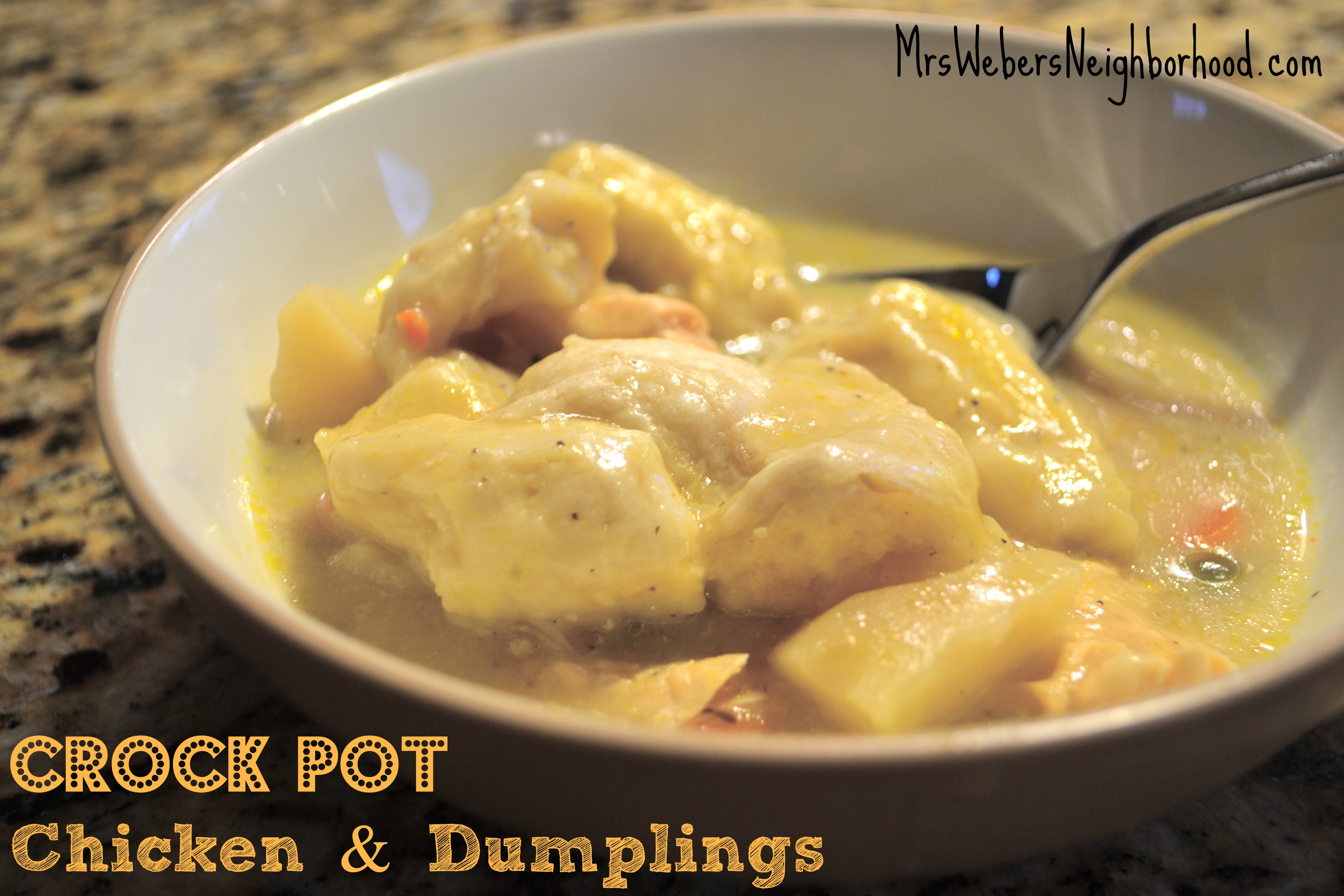 Slow Cooker Chicken And Dumplings Recipes — Dishmaps