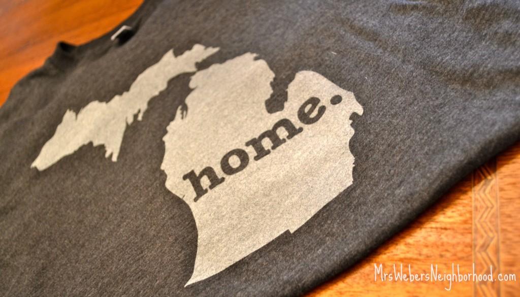 Michigan Home T