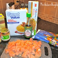 Stirfry Ingredients