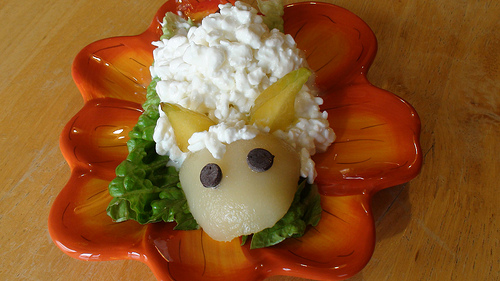BCBSM Easter Tips_Cottage Cheese Bunny