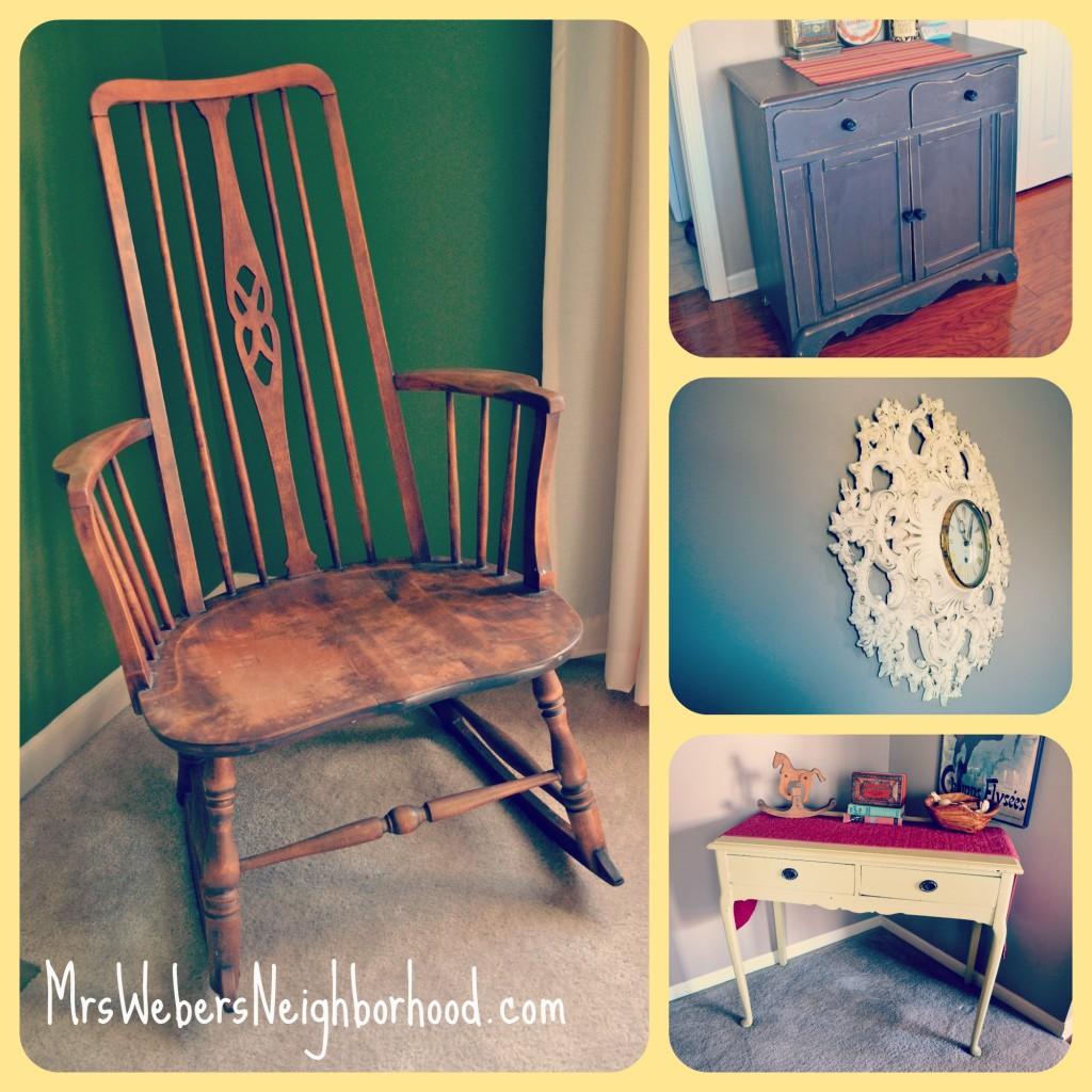 Favorite Furniture Finds