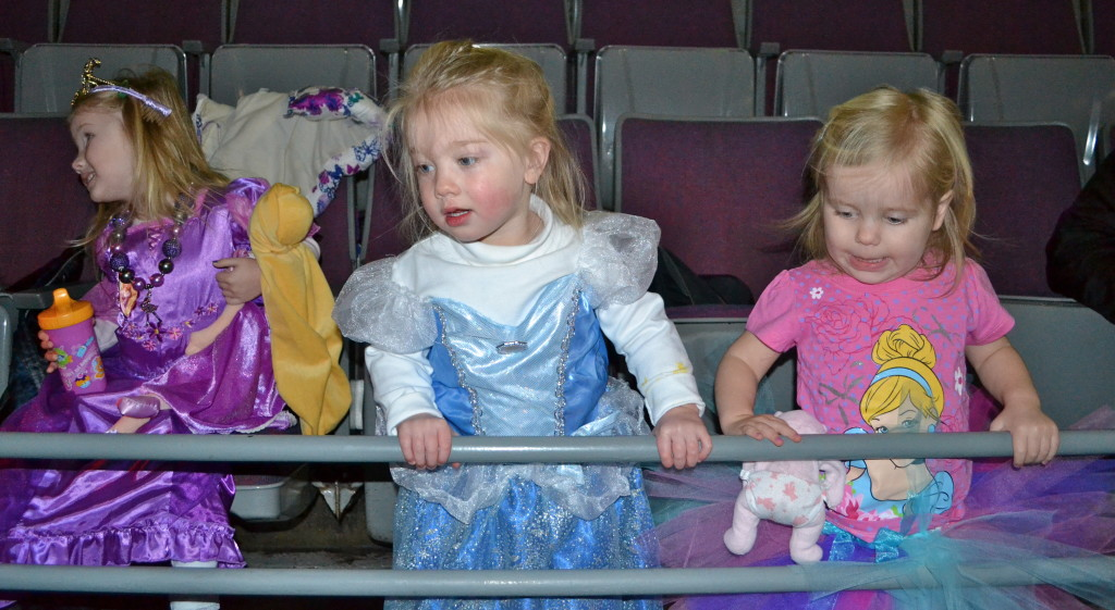 Princesses a Disney On Ice