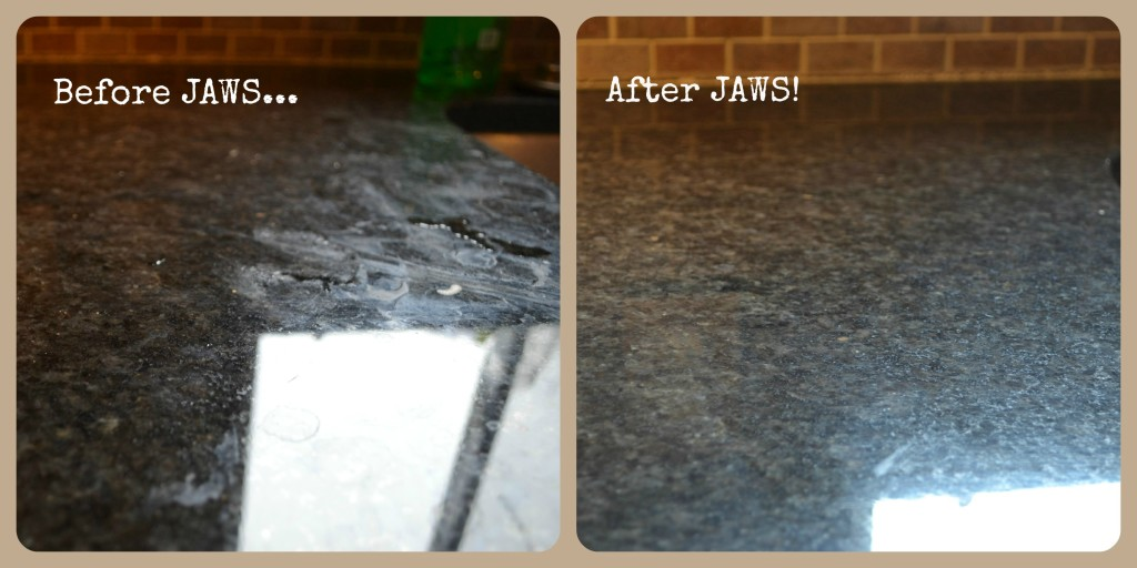 Counters - before and after JAWS