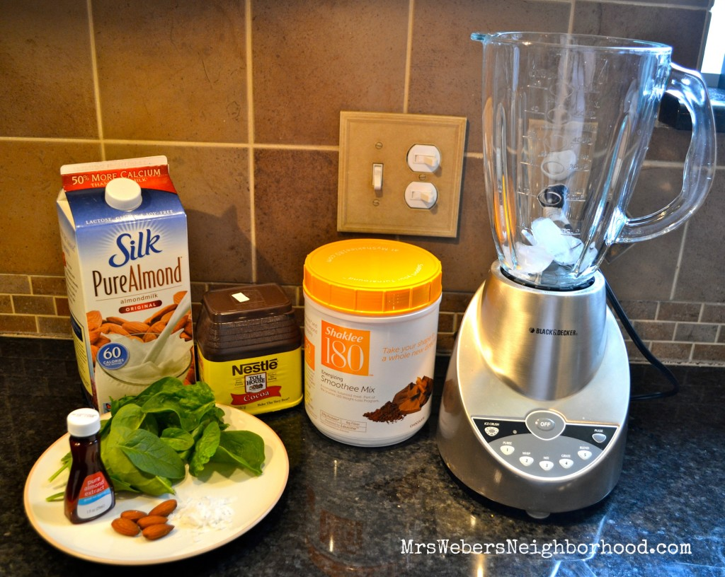 Almond Joy Smoothie Recipe