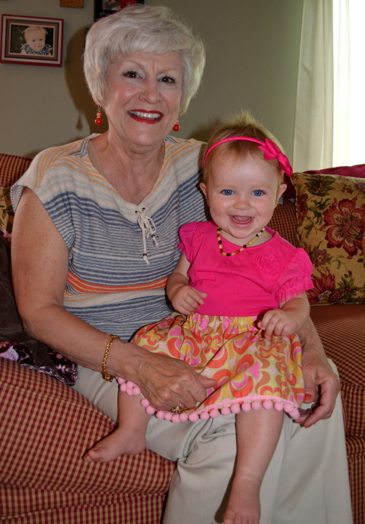 Grandma and the Birthday Girl