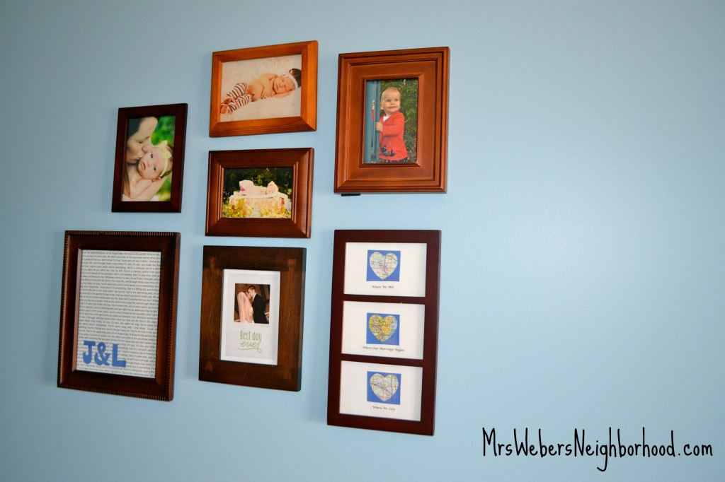 Photo Collage Wall