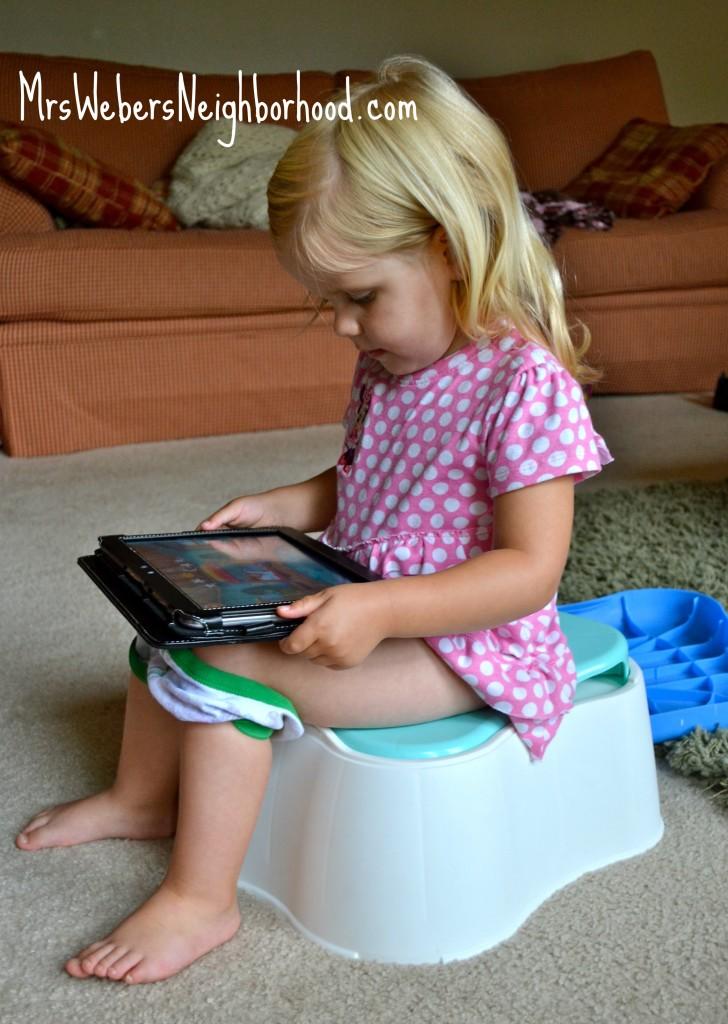 Potty Training My Samsung Galaxy Tab 2 Vzwvoices Mom