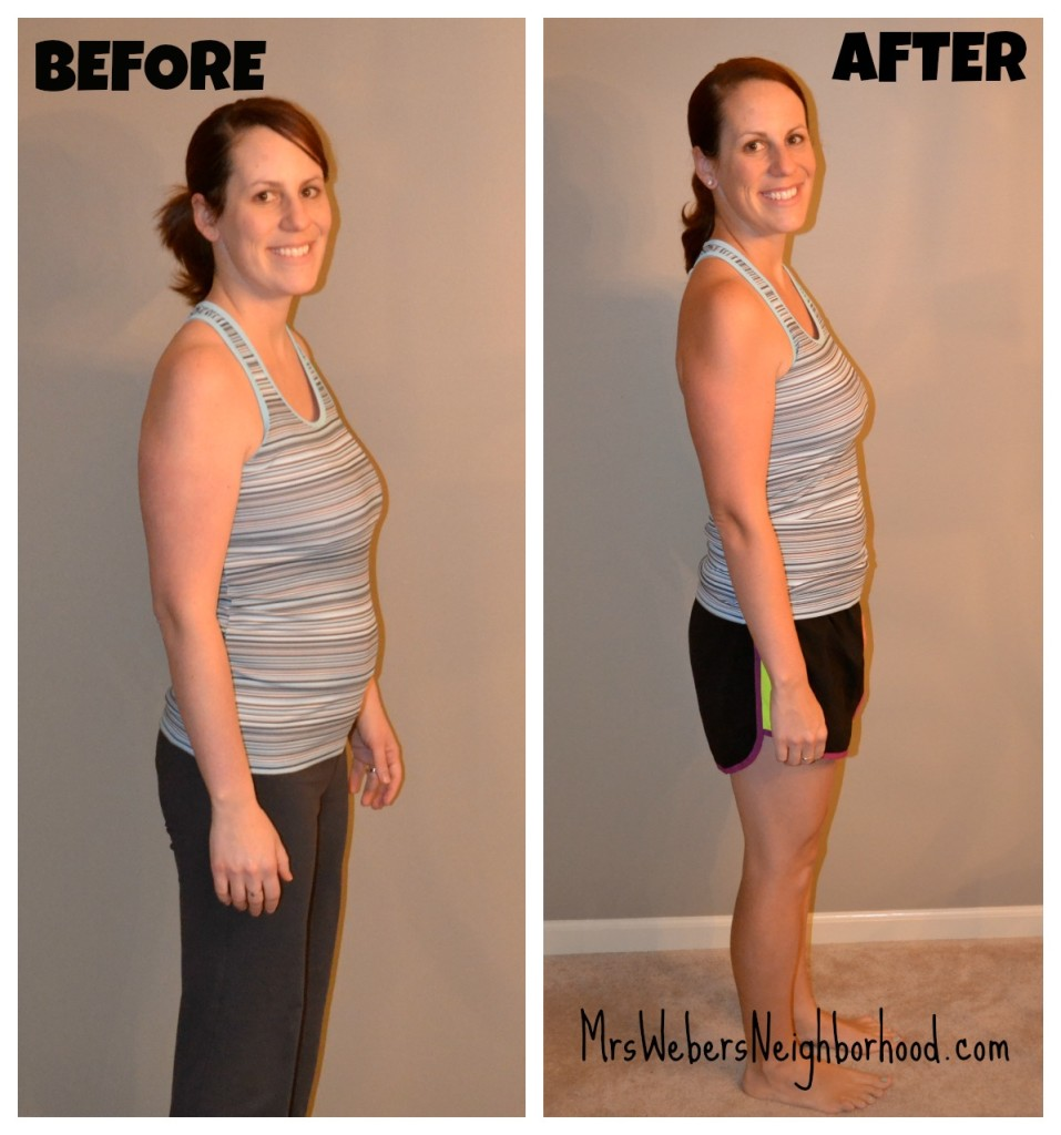Shaklee 180 - Before & After