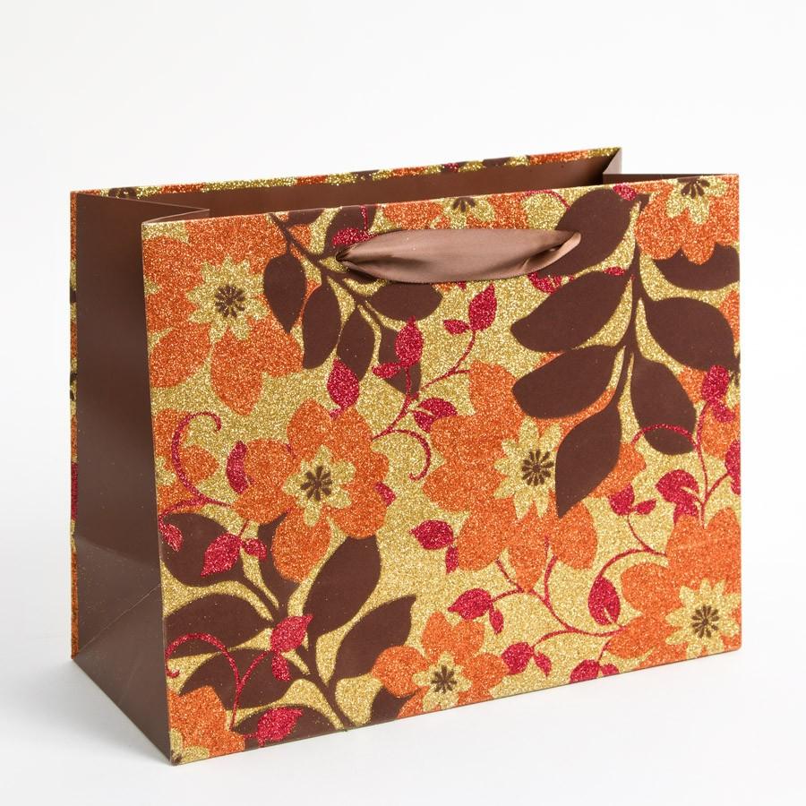 Autumn Gift Bag - Papyrus