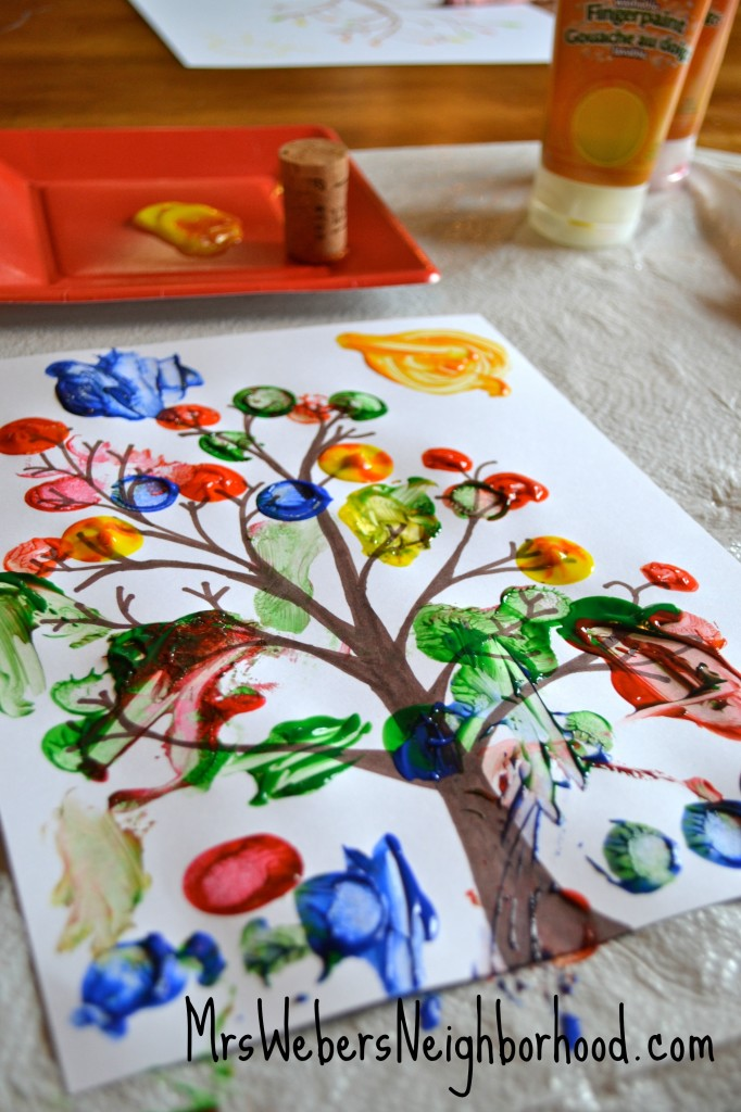 Fall Crafts for Preschoolers5