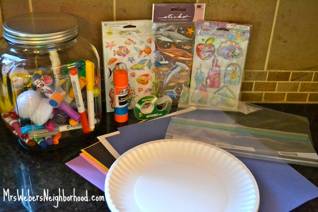 Little Mermaid Craft #shop Supplies