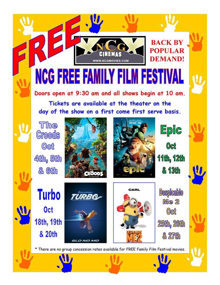NCG Family Fest