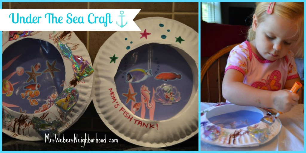 Under The Sea Craft #shop