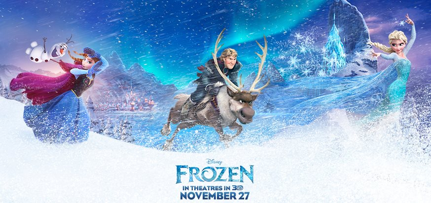 Disney Frozen Review #DisneyFrozen