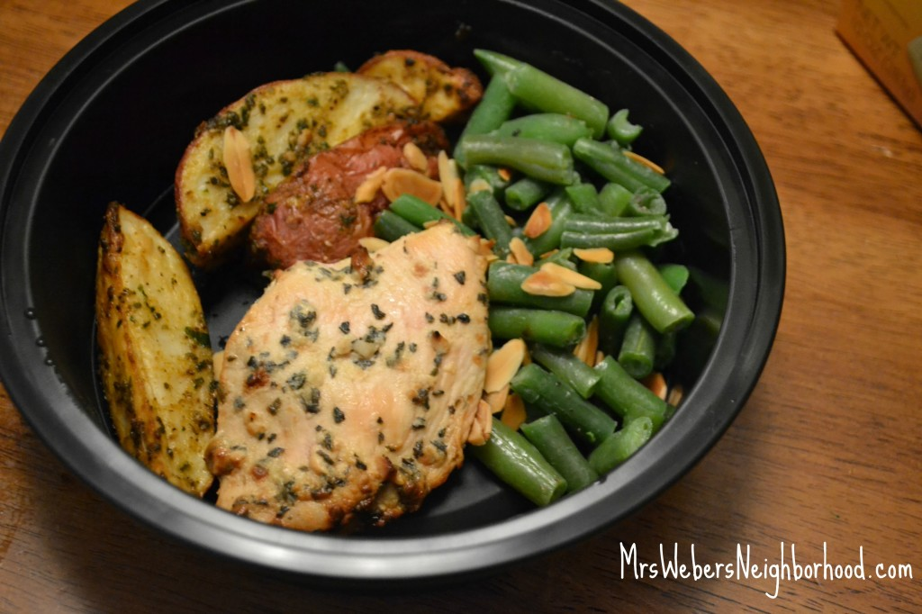 Hammack's Catering - Lemon-Basil Chicken