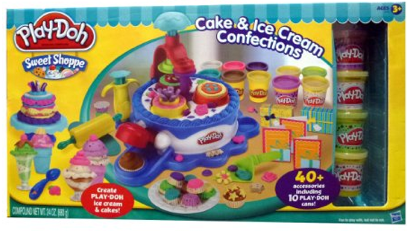 Play-Doh Ice Cream Set