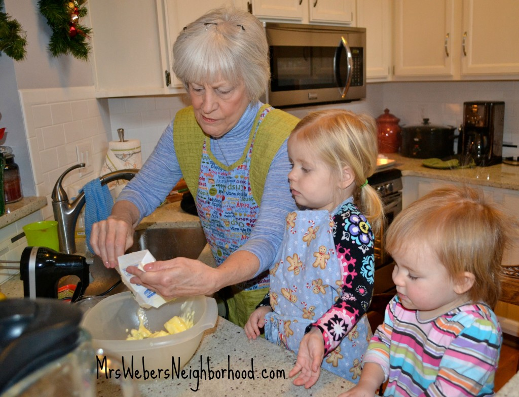 Baking Thumbprint Linzer Cookies