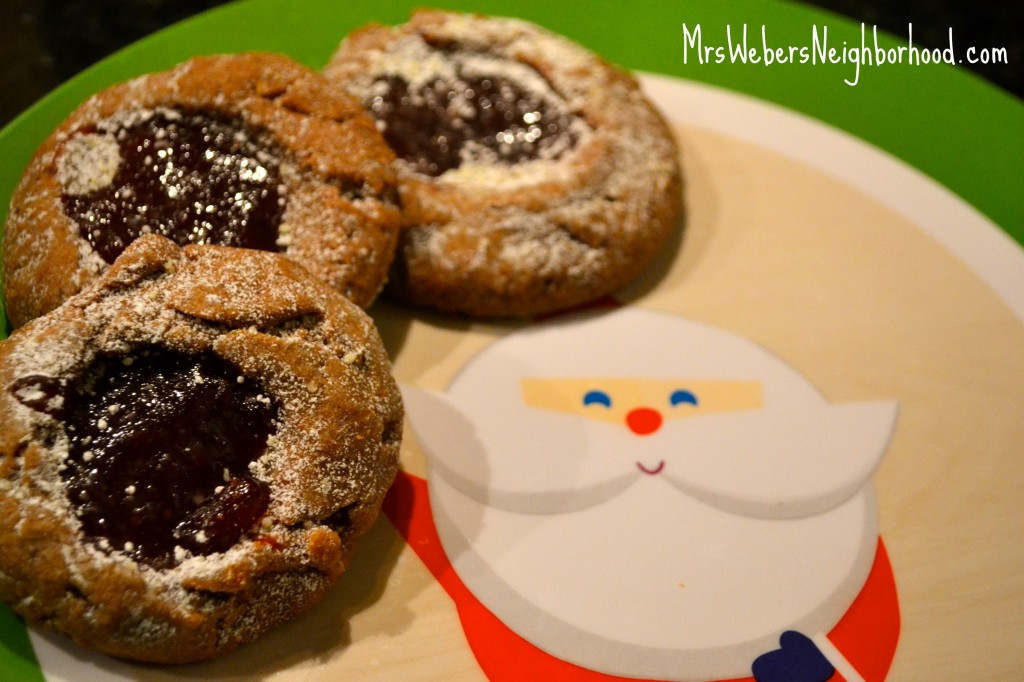Thumbprint Linzer Cookies2