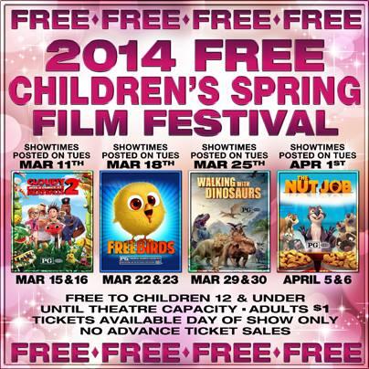 MJR Free Children's Spring Festival 2014