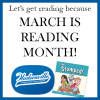 Reading Month with Hudsonville Ice Cream