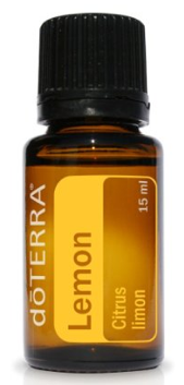 doTerra Lemon Essential Oil - Spring Favorites