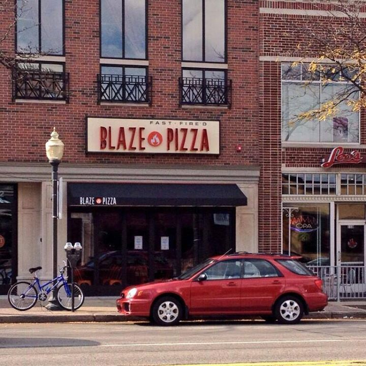 Blaze Pizza in Royal Oak, Michigan