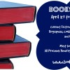 Bookstock Used Media Sale in Michigan April 27-May 4, 2014
