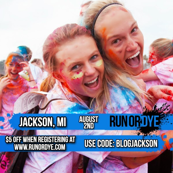 Run or Dye Jackson - Mrs. Weber's Neighborhood