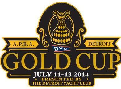 Detroit Gold Cup 2014