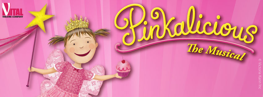Pinkalicious Artwork