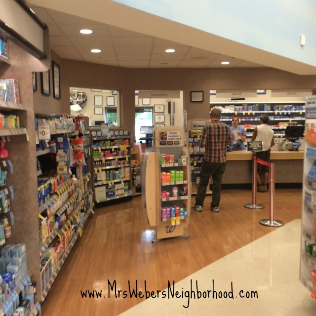 Walgreens Pharmacy for Immunizations