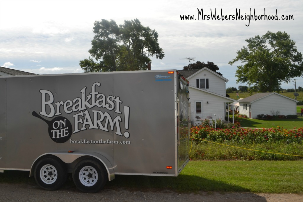 Breakfast on the Farm - Michigan