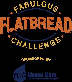 Fabulous Flatbread Challenge Logo