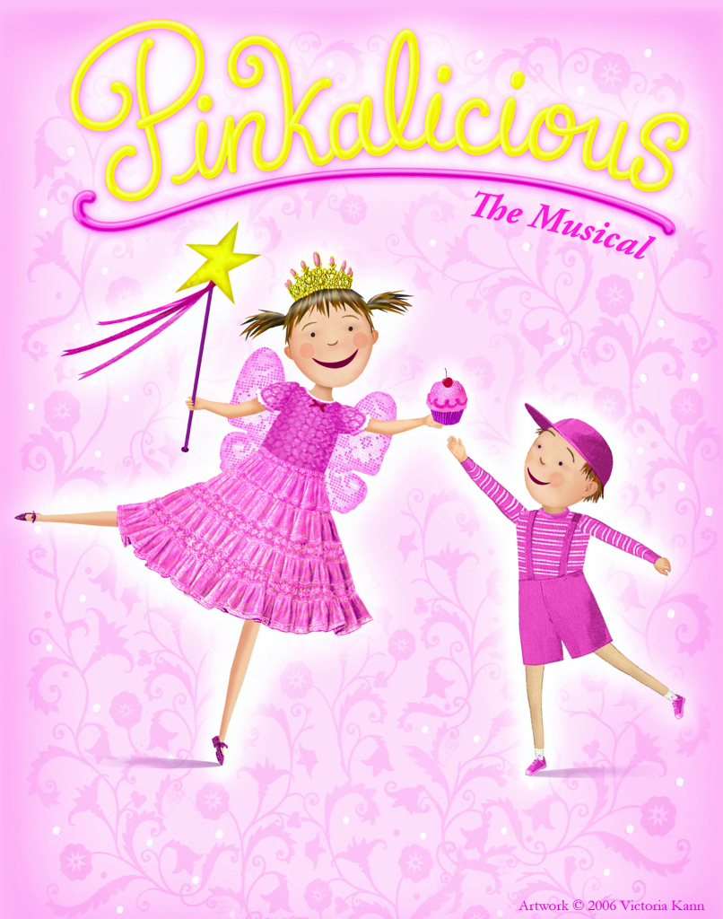 Pinkalicious The Musical in Detroit