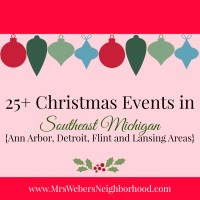 Christmas Events in Southeast Michigan