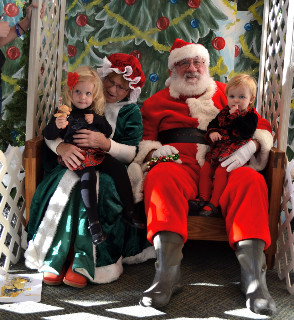 Howell Nature Center Breakfast with Santa