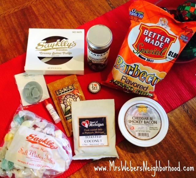 Michigan Goodies Giveaway