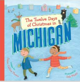 Children's Books by Michigan Authors