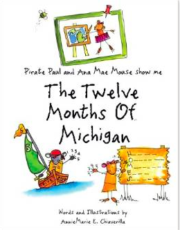 The Twelve Months of Michigan