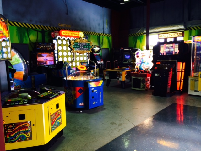 Castaway Arcade