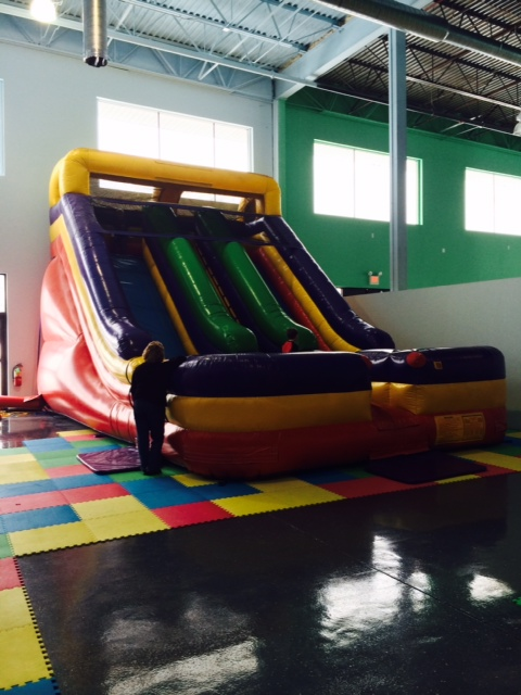 Castaway Slide