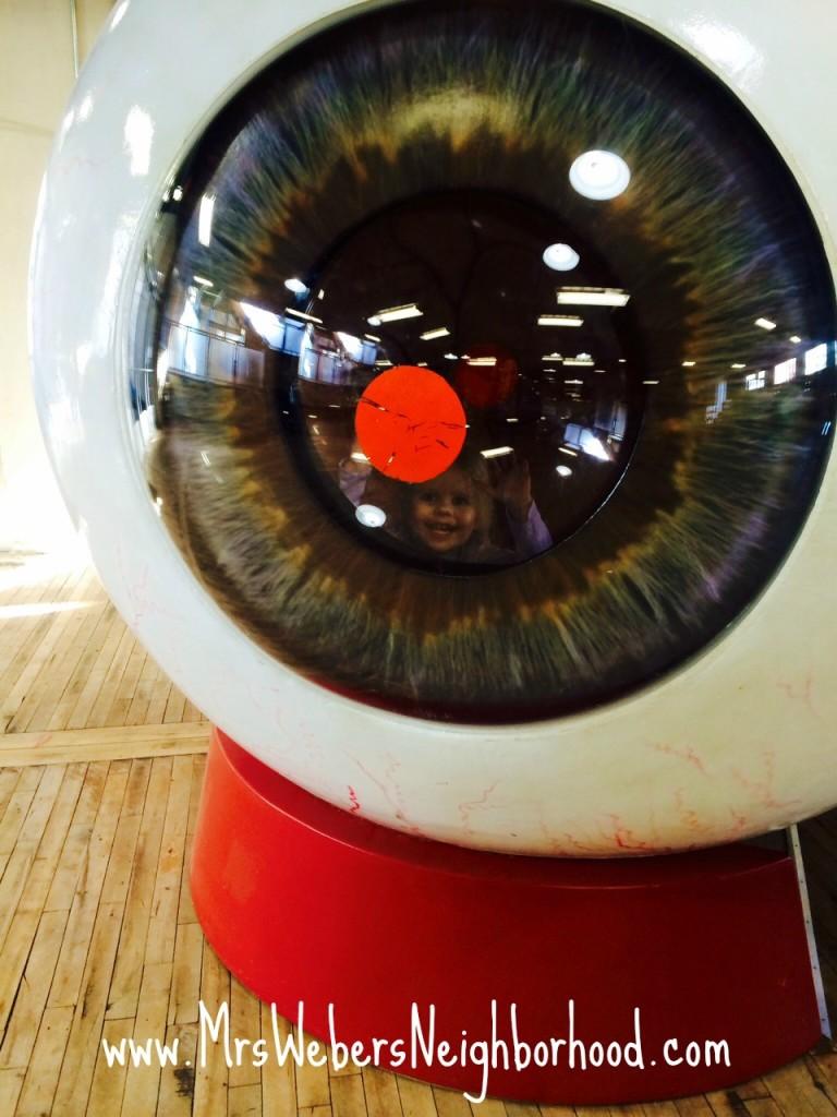 Impression 5 Eye