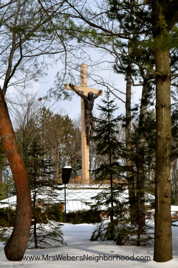 Cross in the Woods National Shrine