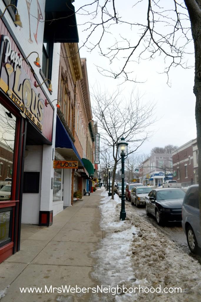 Downtown Petoskey