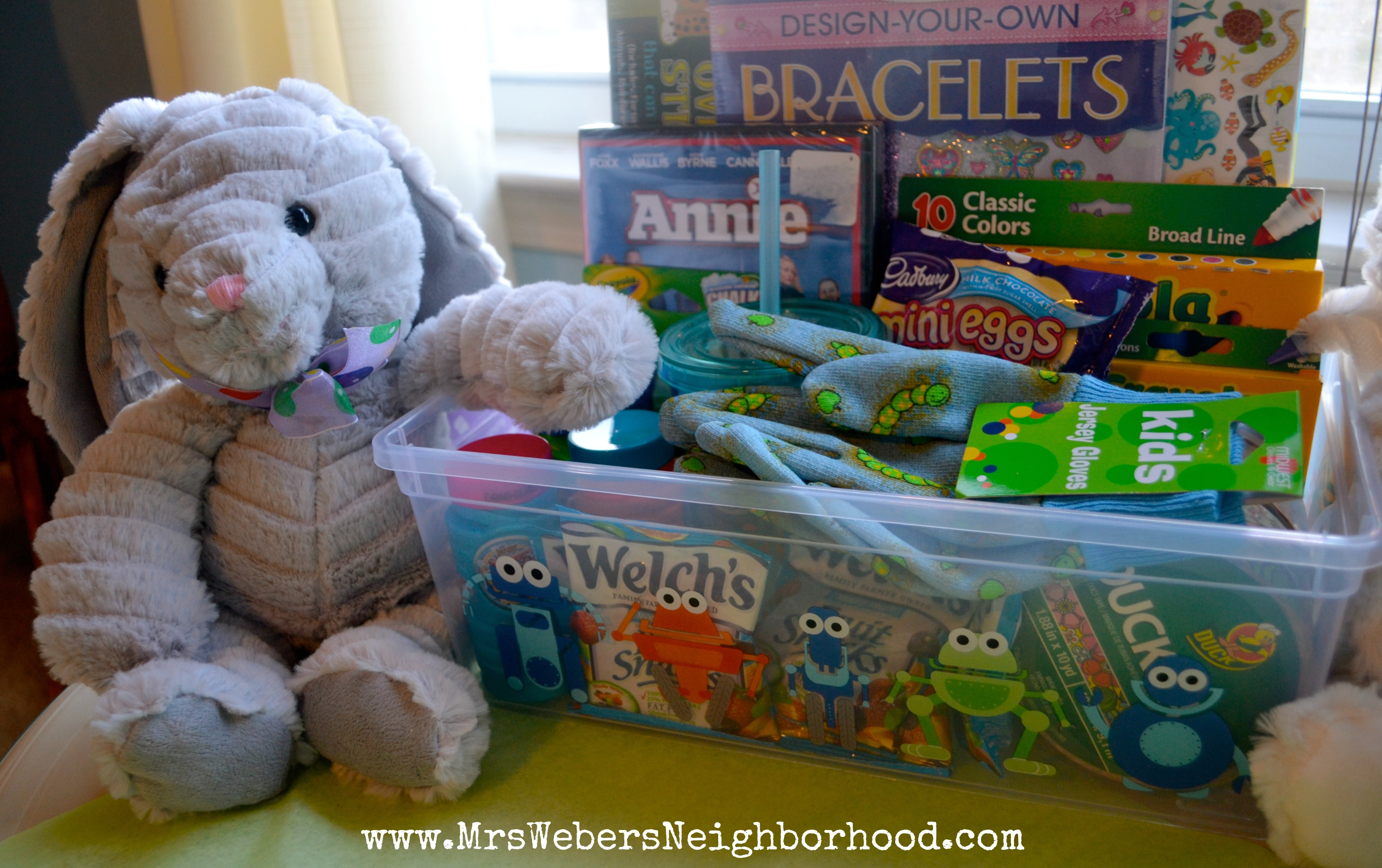 25 easter basket ideas for kids mrs webers neighborhood easter basket for girls negle Images