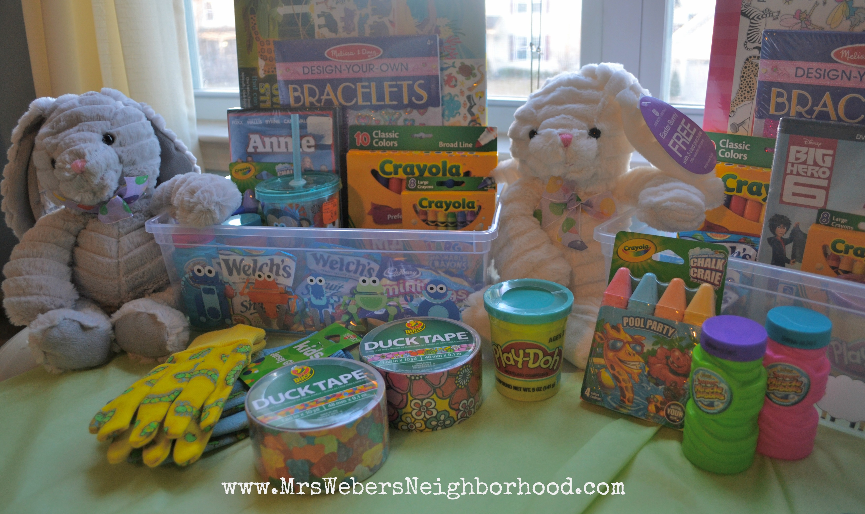 25 easter basket ideas for kids mrs webers neighborhood easter with meijer negle Image collections