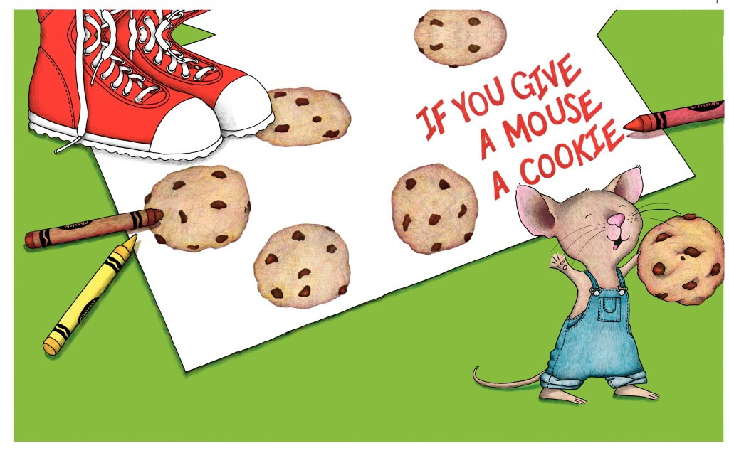 If You Give A Mouse A Cookie - Detroit